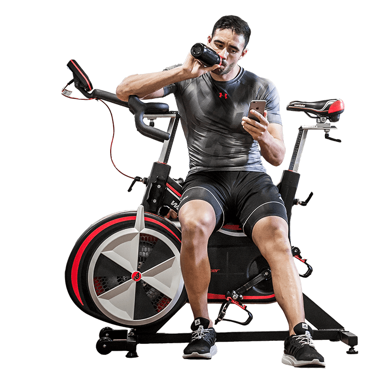 Wattbike-App Hub 3