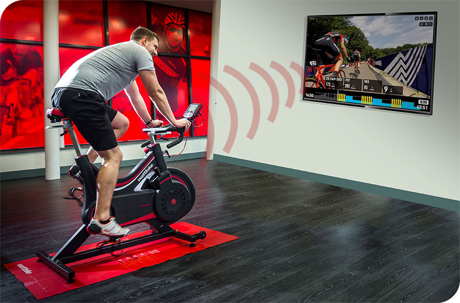 WATTBIKE SUFFERFEST APP 2