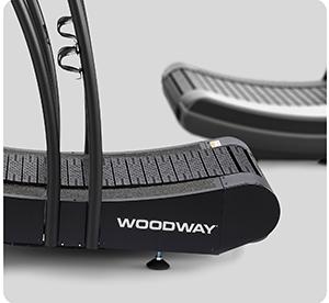 WOODWAY Sport Laufbänder 6