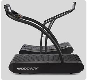 WOODWAY Sport Laufbänder 7